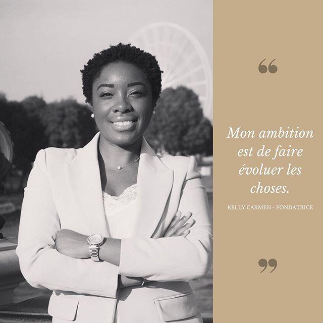 fondatrice de Melayci Kelly Njiké